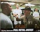 Full Metal Jacket 1987 lobby card set Matthew Modine Stanley Kubrick