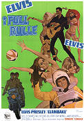 Clambake 1968 Movie poster Elvis Presley