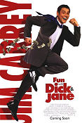 Fun With Dick and Jane 2005 poster Jim Carrey Dean Parisot