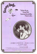 Funny Lady 1975 Movie poster Barbra Streisand
