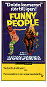 Funny People 1976 poster Joe Stewardson Jamie Uys