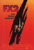 FX2 1991 Movie poster Bryan Brown