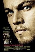 Gangs of New York 2002 poster Leonardo di Caprio Martin Scorsese