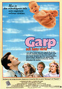 The World According to Garp 1982 Movie poster Robin Williams