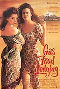 Gas Food Lodging 1992 Movie poster Brooke Adams