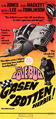 The Love Bug 1969 poster Dean Jones Robert Stevenson
