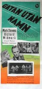 The Street with No Name 1948 Movie poster Richard Widmark