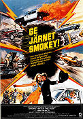 Smokey Bites the Dust 1982 Movie poster Jimmy McNicol