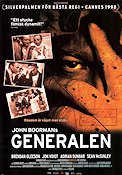 The General 1998 poster Brendan Gleeson John Boorman
