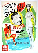 Bathing Beauty 1944 poster Esther Williams