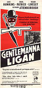 The League of Gentlemen 1960 poster Jack Hawkins Basil Dearden