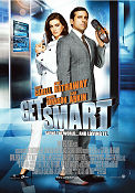 Get Smart 2008 Movie poster Steve Carell