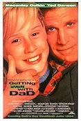 Getting Even with Dad 1994 poster Macaulay Culkin