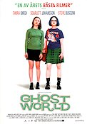 Ghost World 2002 poster Scarlett Johansson Terry Zwigoff
