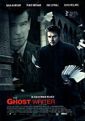 The Ghost Writer 2010 poster Ewan McGregor Roman Polanski