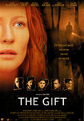 The Gift 2000 Movie poster Cate Blanchett Sam Raimi