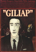 Giliap 1975 Movie poster Thommy Berggren Roy Andersson