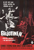 Two on a Guillotine 1965 poster Connie Stevens William Conrad