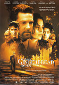 The Gingerbread Man 1997 Movie poster Kenneth Branagh Robert Altman