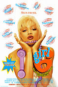 Girl 6 1996 Movie poster Theresa Randle Spike Lee