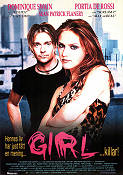 Girl 1998 Movie poster Dominique Swain