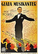 Thanks a Million 1935 poster Dick Powell