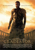 Gladiator 2000 poster Russell Crowe Ridley Scott