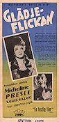 Boule de suif 1945 Movie poster Micheline Presle