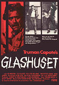 The Glass House 1972 poster Vic Morrow Tom Gries