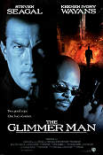 The Glimmer Man 1996 poster Steven Seagal