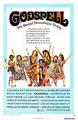 Godspell 1973 Movie poster David Greene