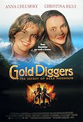 Gold Diggers 1995 poster Anna Chlumsky