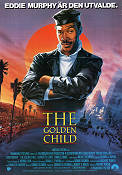 The Golden Child 1986 Movie poster Eddie Murphy
