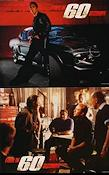 Gone in 60 Seconds 2000 lobby card set Nicolas Cage