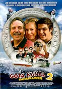 Göta kanal 2 2007 movie poster Janne Carlsson