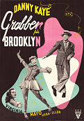 The Kid From Brooklyn 1946 poster Danny Kaye Norman Z McLeod