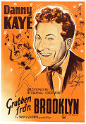 The Kid From Brooklyn 1946 Movie poster Danny Kaye