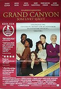 Grand Canyon 1991 Movie poster Danny Glover
