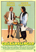 Gr�s�nklingar 1982 Movie poster G�sta Ekman