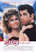 Grease 1978 Movie poster John Travolta