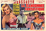Great Day in the Morning 1956 poster Virginia Mayo Jacques Tourneur