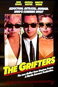 The Grifters 1990 poster John Cusack Stephen Frears