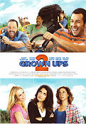 Grown Ups 2 2013 poster Adam Sandler Dennis Dugan