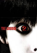 The Grudge 2 2006 Movie poster Amber Tamblyn Takashi Shimizu