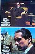 The Godfather: Part 2 1975 Lobby card set Al Pacino Francis Ford Coppola