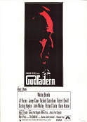 Movie Poster The Godfather 1972 Marlon Brando