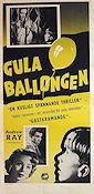 The Yellow Balloon 1954 poster Andrew Ray
