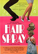 Hairspray 1988 Movie poster Sonny Bono John Waters