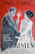The Cristian 1923 poster Richard Dix Maurice Tourneur