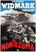Halls of Montezuma 1950 Movie poster Richard Widmark